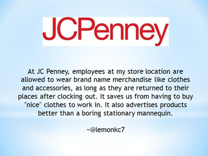 These Workers Confess Secrets About Your Favorite Stores (7 pics)