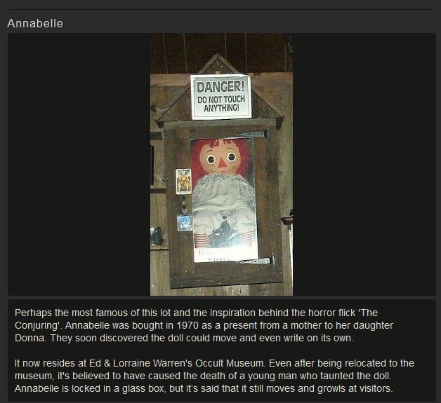 Creepy Stories About Dolls (10 pics)