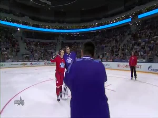 Awesome Penalty Shot