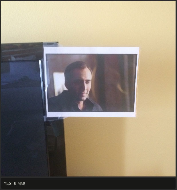 This Hotel Gives You A Healthy Dose Of Nicolas Cage (14 pics)
