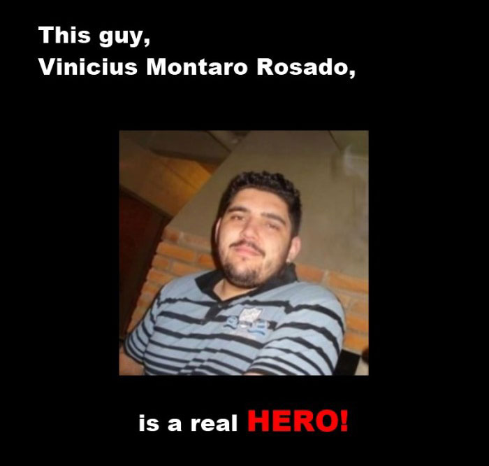 This Hero Should Never Be Forgotten (5 pics)