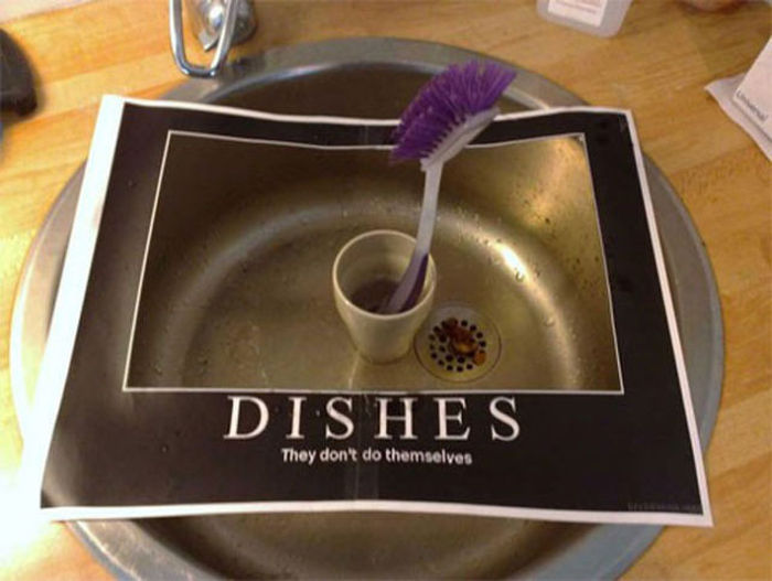 These People Nailed It With These Passive Aggressive Notes (35 pics)