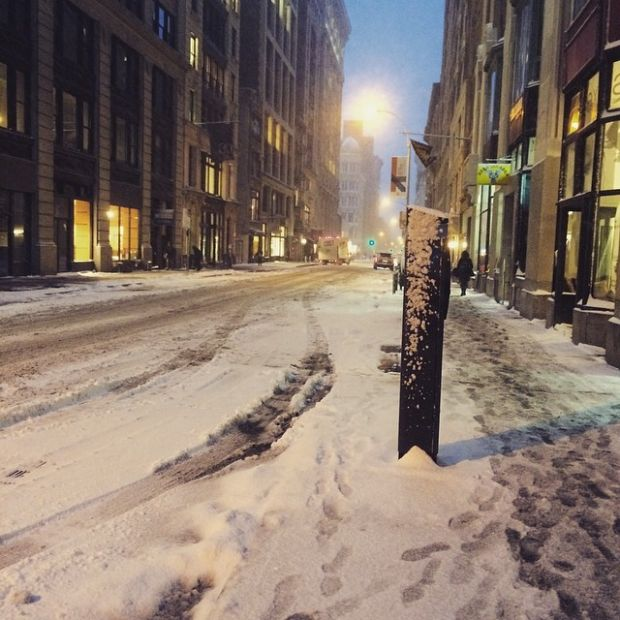 Winter Storm Juno Has Covered The East Coast In Snow (24 pics)