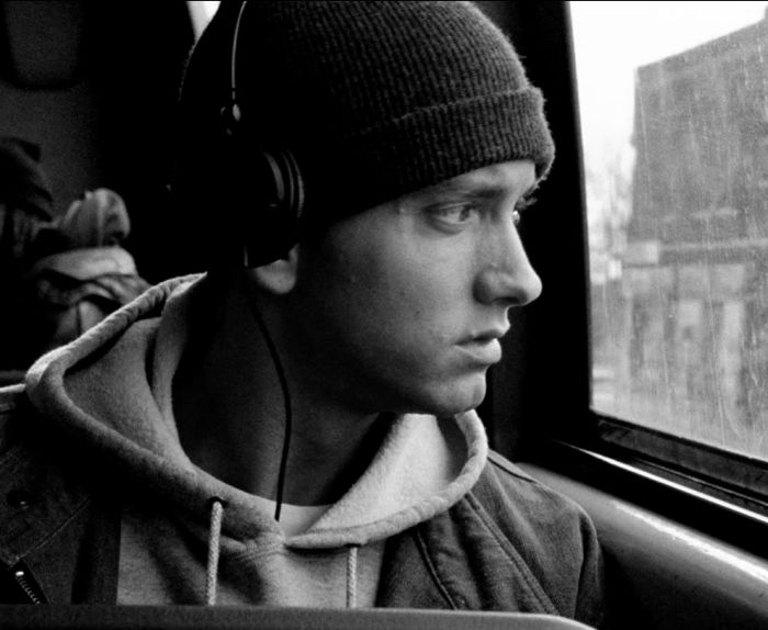 Fun Facts You Probably Didn't Know About Eminem (6 pics)