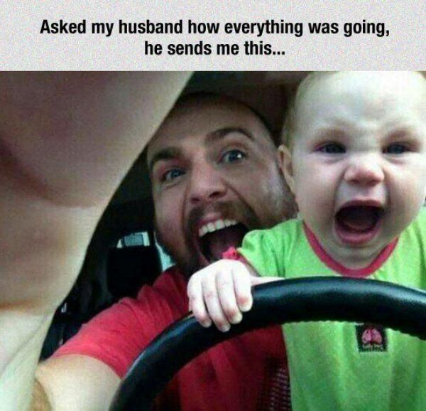 These Dads Have Parenting Down To A Science (28 pics)