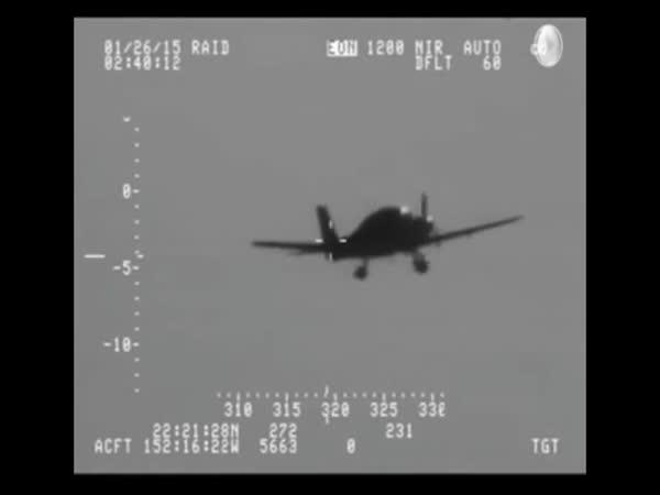 Parachute Crash Landing Hawaii
