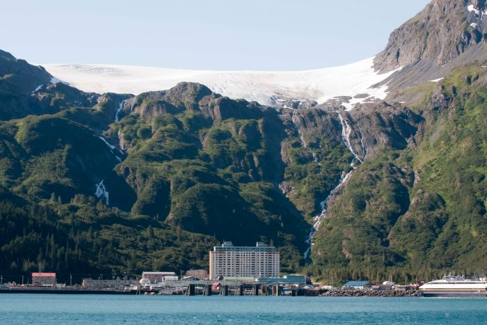 Everyone In Whittier Alaska Lives In The Same Building (10 pics)