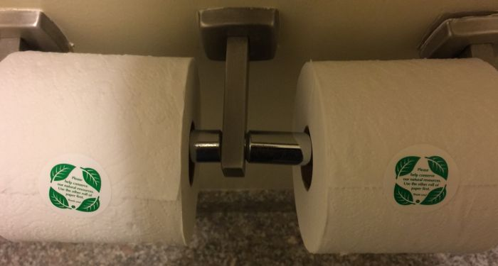 This Is Quite The Predicament (2 pics)