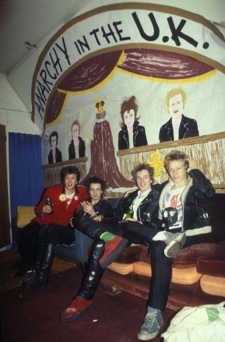 Fotos raras de varios músicos/bandas