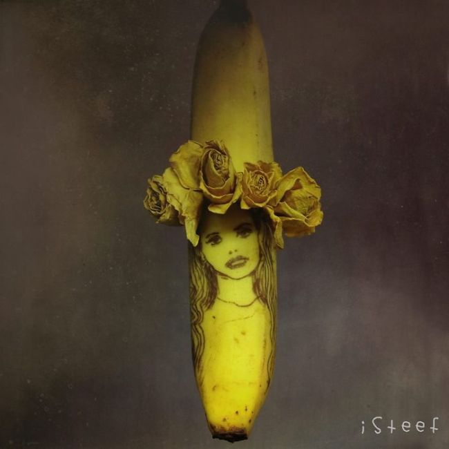 This Artist Turns Bananas Into Masterpieces (20 pics)