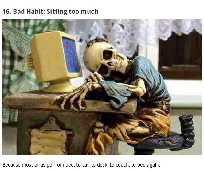 17 Bad Habits Your Smartphone Can Help You Kick (35 pics)