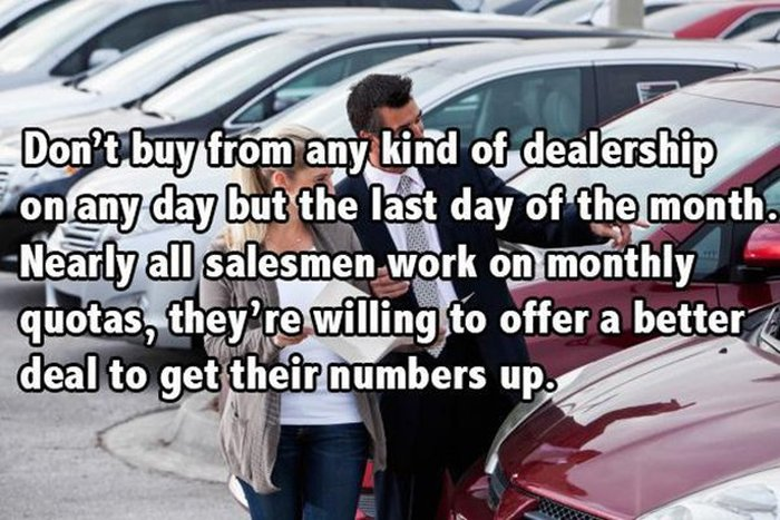 Helpful Tips From People That Work In The Service Industry (23 pics)