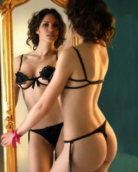The Loveliest Ladies Wear Lingerie (51 pics)
