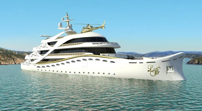 The World's First Luxury Yacht Designed For Women (8 pics)