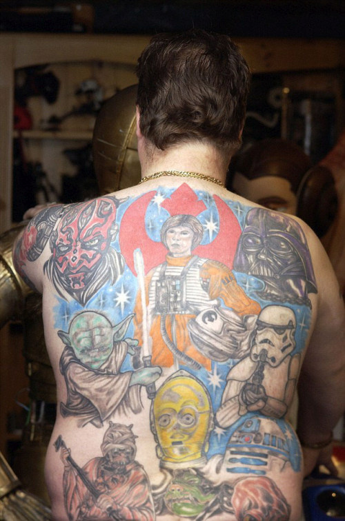 Fans That Got Tattoos Of Their Favorite Celebrities (14 pics)