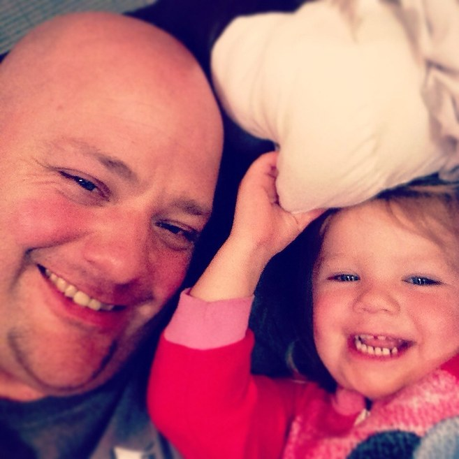 Single Dad Does Something Very Special For His Daughter (11 pics)