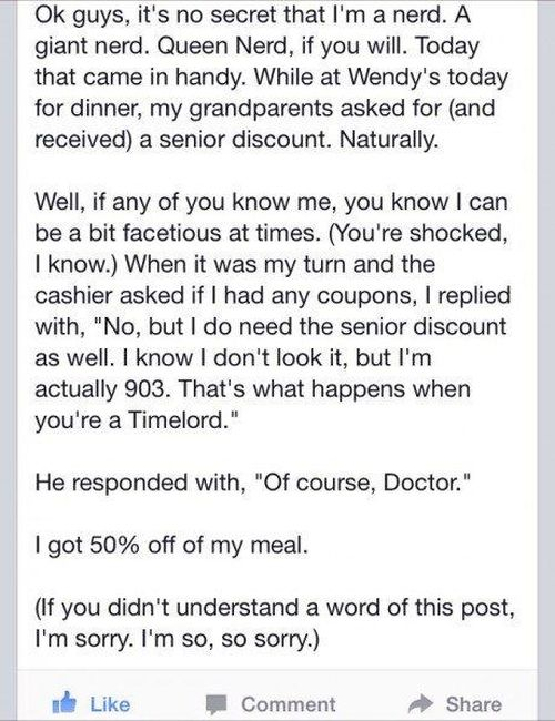 Hilarious Facebook Posts That Are Definitely Worth Reading (18 pics)