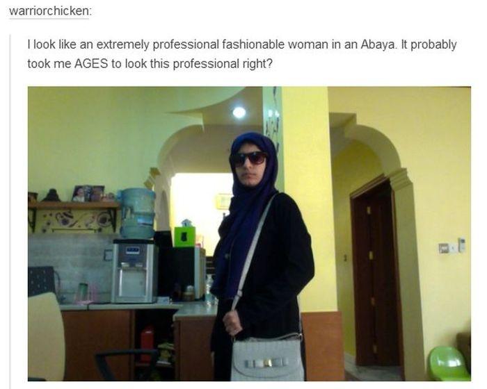 This Woman Has A Lot Of Secrets (4 pics)
