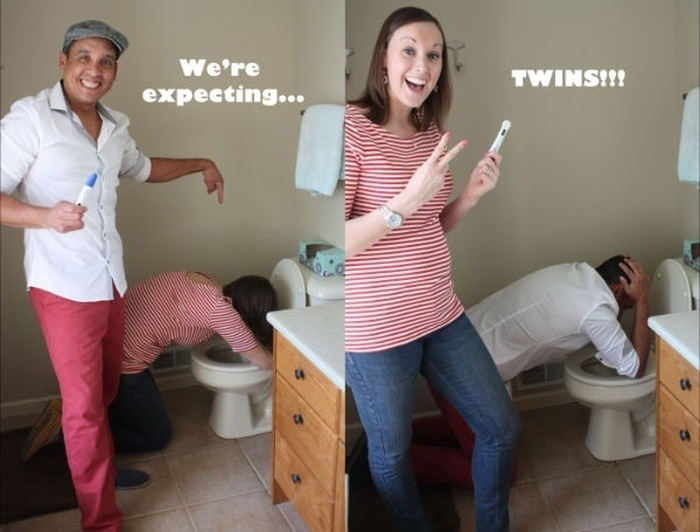 The Best Ways People Have Announced A Pregnancy (10 pics)
