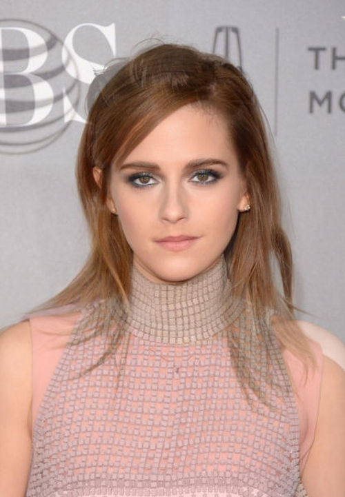 Emma Watson And Kristen Stewart Mixed Together Is Stunning (3 pics)