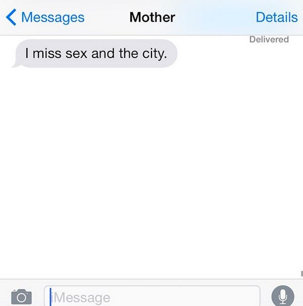 Crazy Texts From A Crazy Jewish Mother (21 pics)