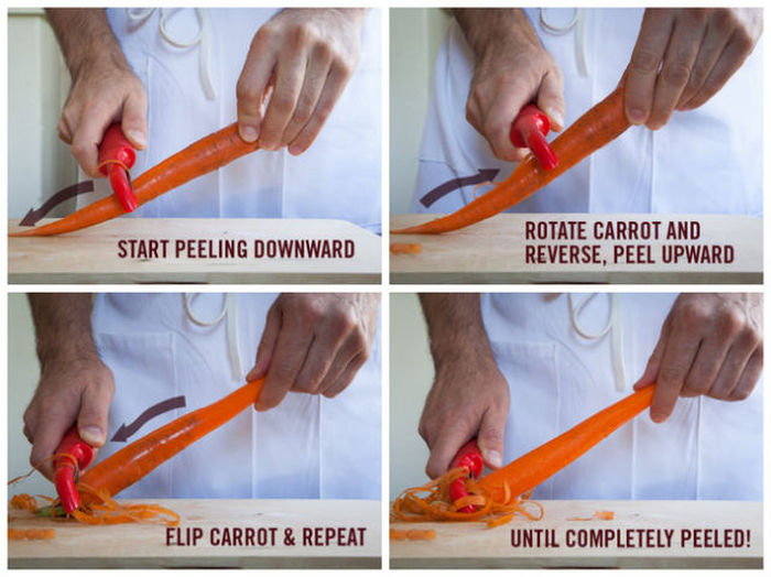 The Proper Way To Chop Your Favorite Foods (15 pics)