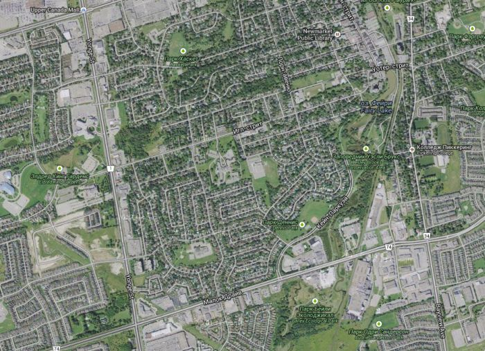 Health Center In Toronto (7 pics)
