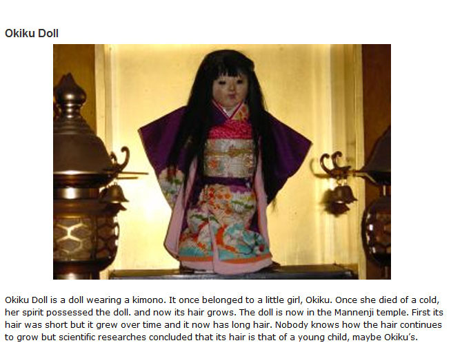 Japanese Urban Legends That Are Beyond Creepy (18 pics)
