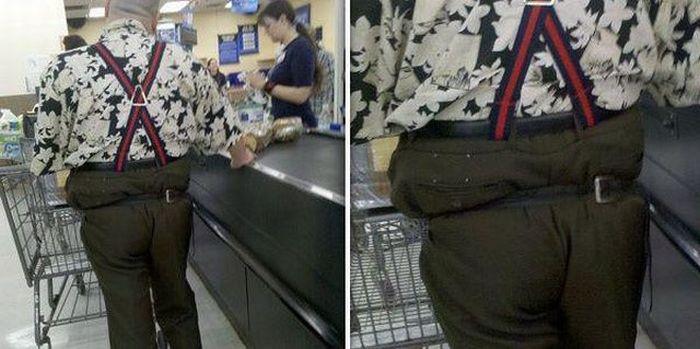People of Walmart. Part 27 (30 pics)