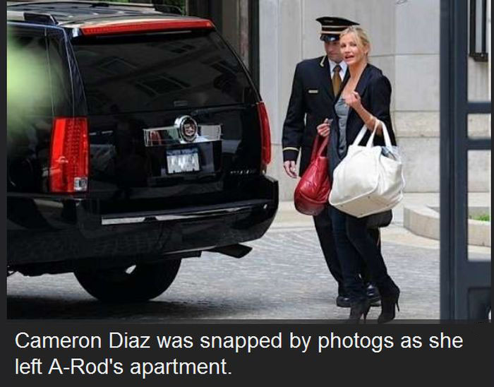 Celebrities Who Got Caught Doing The Walk Of Shame (14 pics)