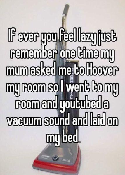 Extreme Laziness (64 pics)