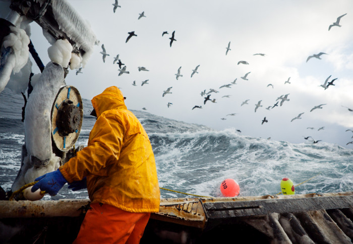 The Life Of A Fisherman Captured In Photos (30 pics)