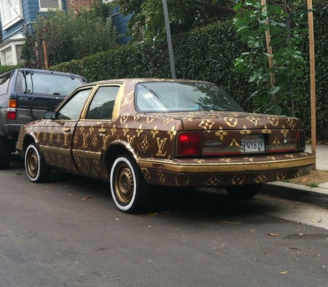 Things You Will Only See In The Ghetto (29 pics)