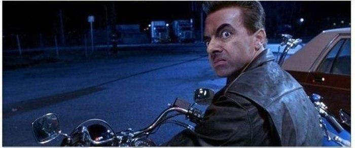 Rowan Atkinson Should Have Been The Terminator Instead Of Arnold Schwarzenegger (5 pics)