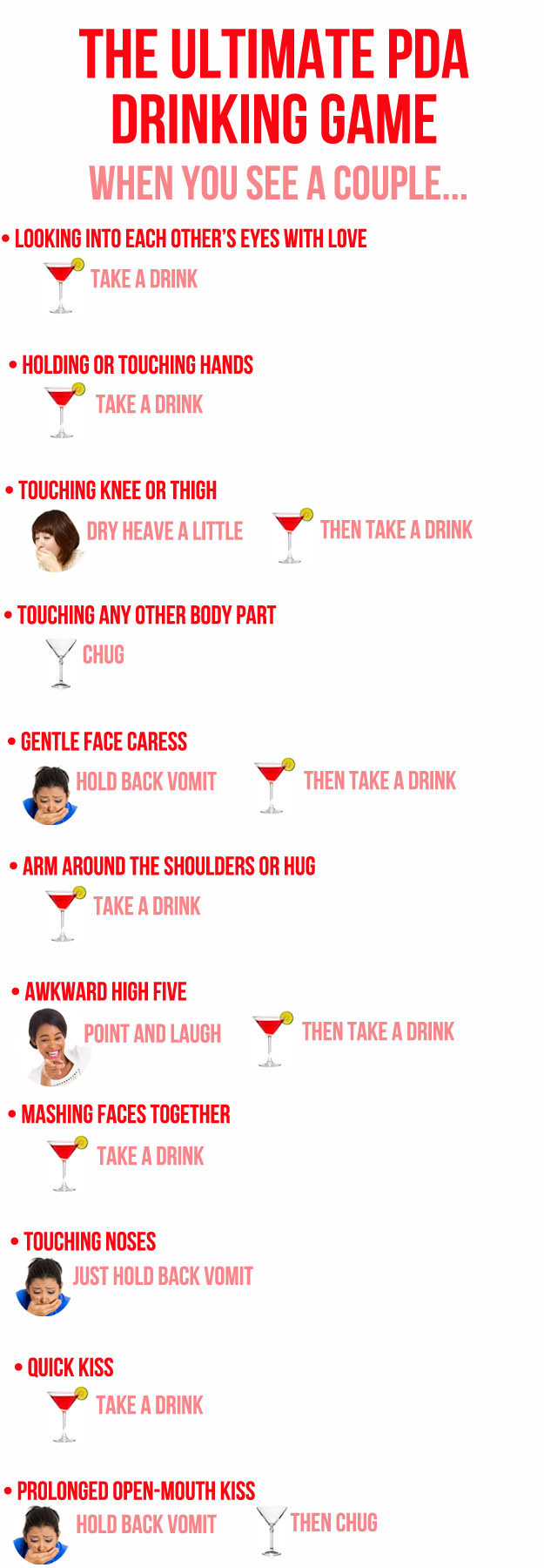 The Ultimate Drinking Game For Valentine's Day