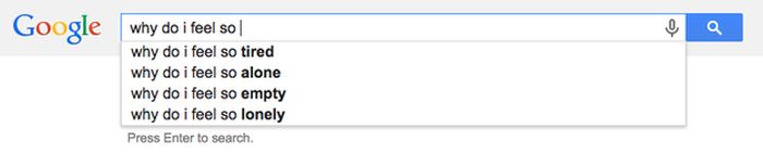 These Google Searches Will Help You Realize You're Not Alone (17 pics)