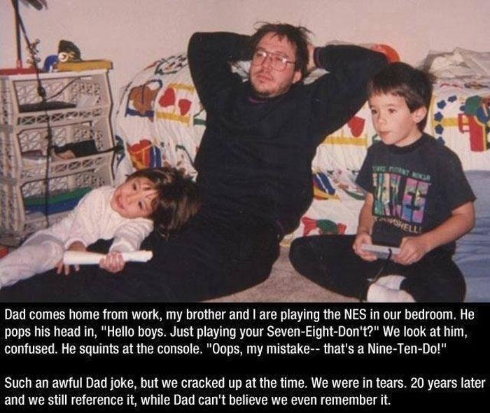 These Dad Jokes Are Legendary (17 pics)