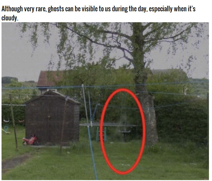 When It Comes To Ghosts This Couple Has Some Interesting Theories (7 pics)