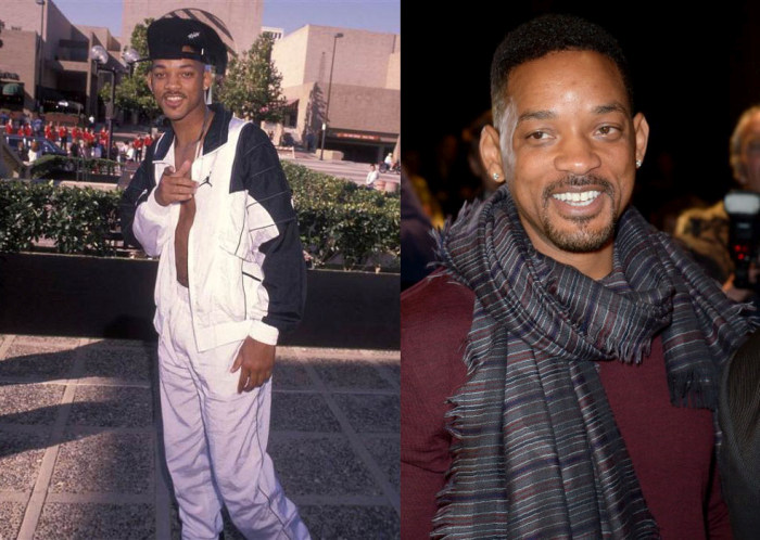 1990s Celebrities Back In The Day And Today (28 pics)