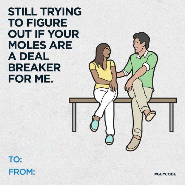 If Valentine's Day Cards Were Honest (10 pics)