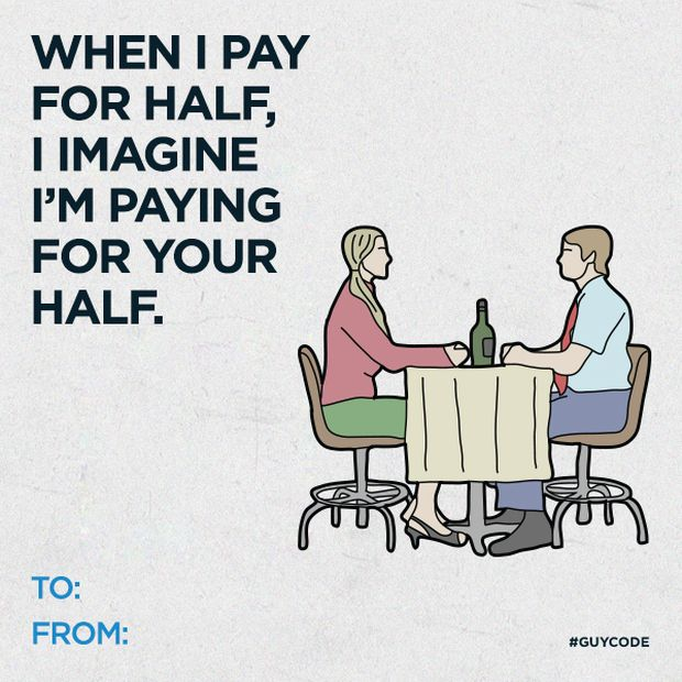 If Valentine's Day Cards Were Honest (10 pics)