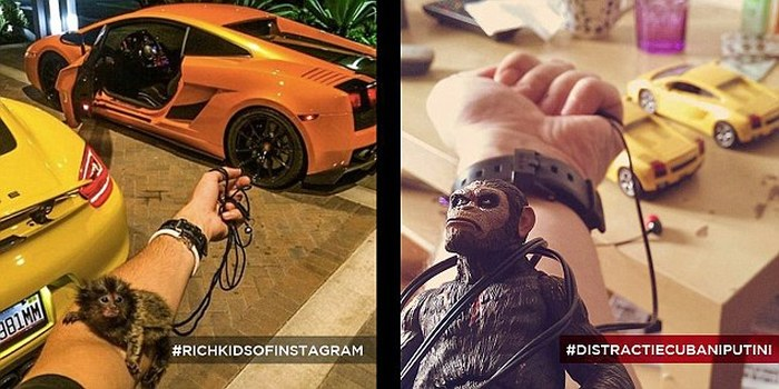 These Are The Not So Rich Kids Of Instagram (16 pics)