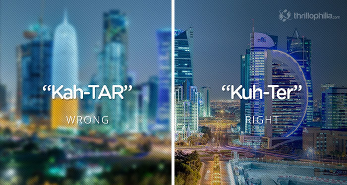 Famous Locations You've Been Mispronouncing Your Whole Life (24 pics)