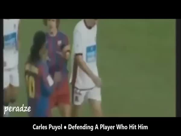 Examples Of Soccer Fair Play And Respect