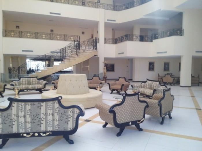 Exploring Egypt's Abandoned 5 Star Hotel (44 pics)