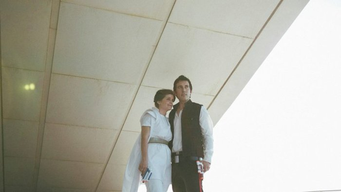 These Couples Got Geeky In These Awesome Wedding Photos (51 pics)