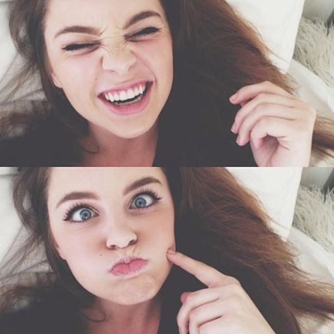 These Goofy Girls Know How To Be Fun And Attractive (37 pics)
