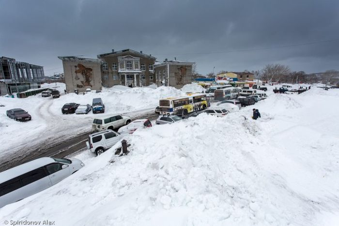 What Winter Looks Like In Russia (50 pics)