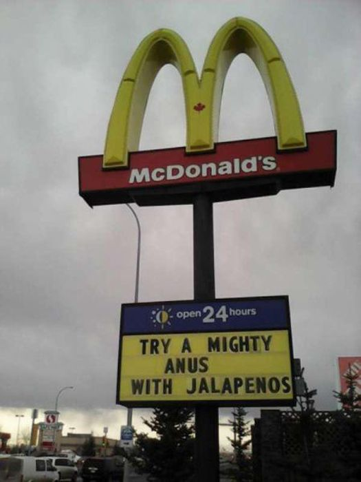 Stupid and Crazy Signs (43 pics)