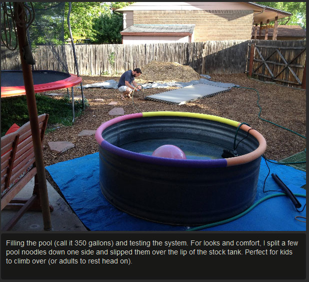 How To Heat A Hot Tub With Solar Power (12 pics)